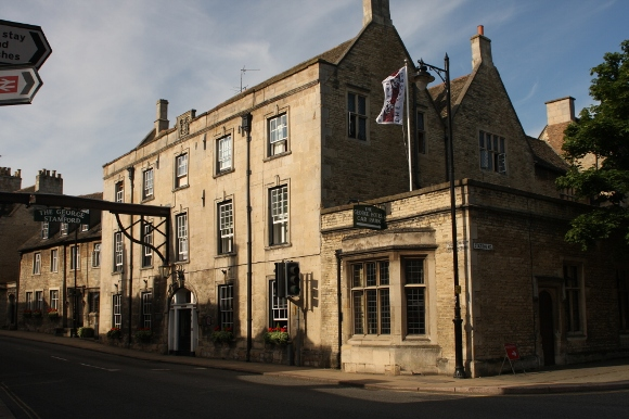 The George of Stamford, Lincolnshire