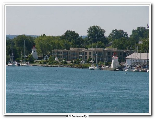 Toronto to Niagara on the Lake Ontario Canada
