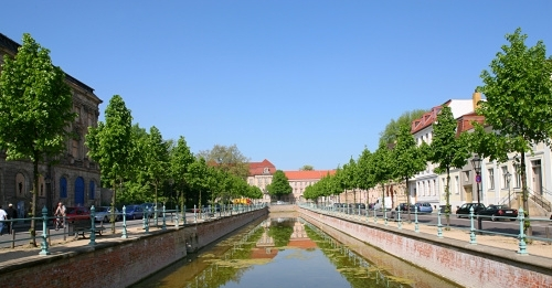 Waterways of Brandenburg, Germany