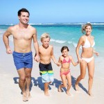 tips to reduce cost on family beach vacations