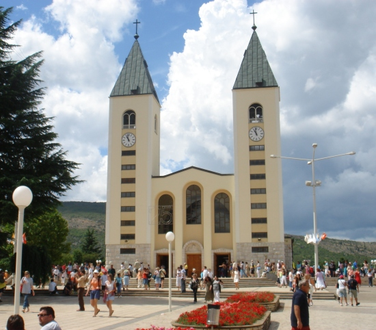 medugorje, bosnia and herzegovina