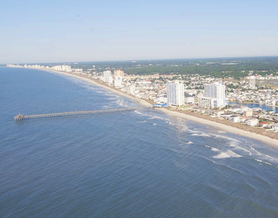 Best east coast beaches in united states for Beach vacations on the east coast