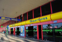 Finding your way from Faro Airport to Albufeira