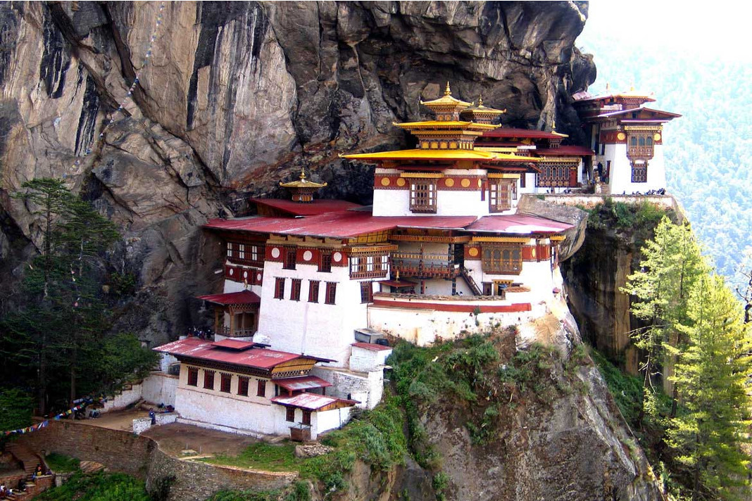 Five must-go places in Bhutan