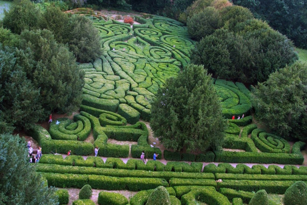 Six coolest mazes across the world you can actually visit