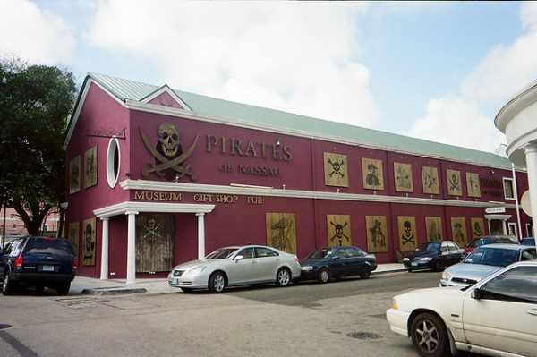 The Pirate Museum