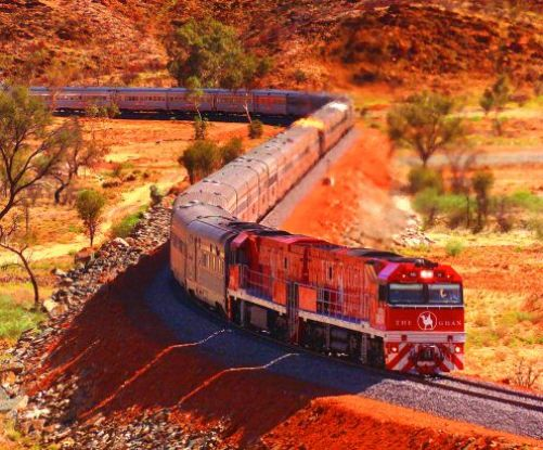 The Copper Canyon Railway