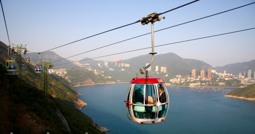 Best Cable Car Rides in the World
