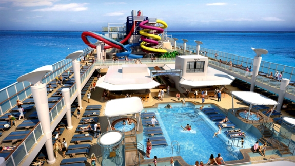 Tips when taking the kids on a cruise
