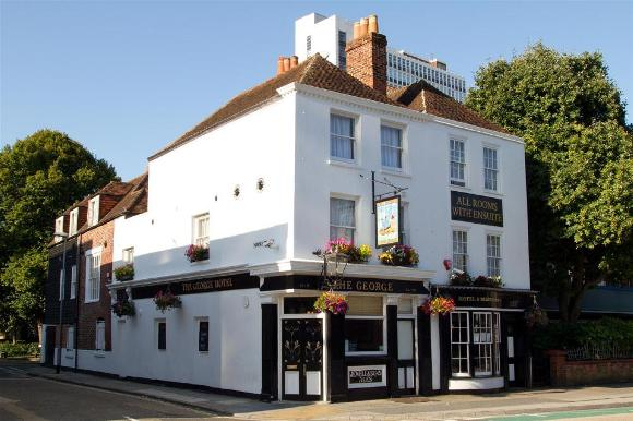 The George Hotel, Hampshire