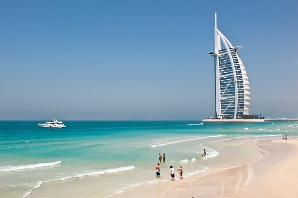 Public Beaches In Dubai The Travelers Zone
