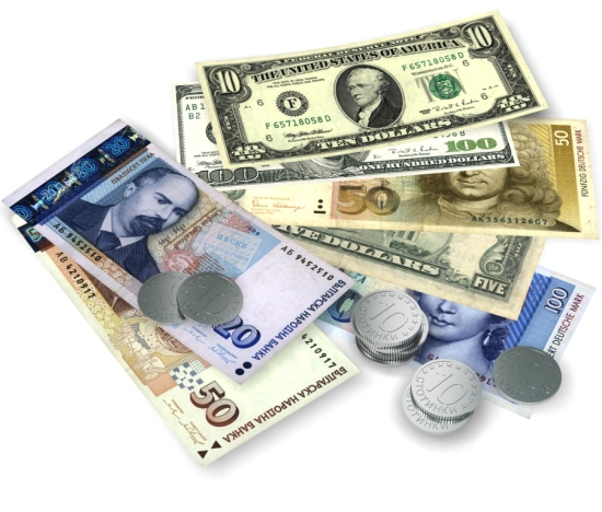I want to buy foreign currency