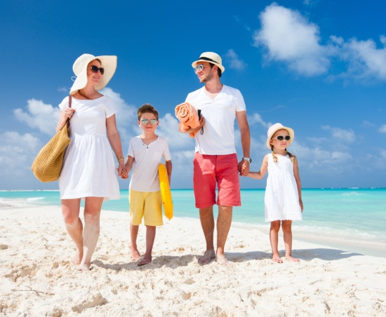 activities for children on beach holiday