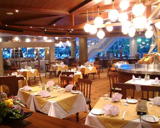 select the best restaurant at a new place