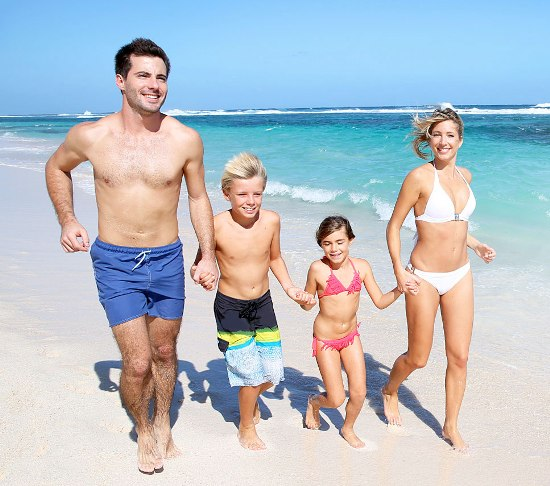 Top Tips To Reduce Cost On Family Beach Vacations