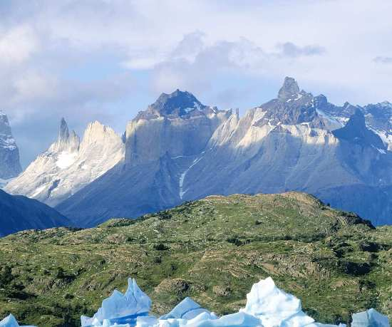 andes, south america