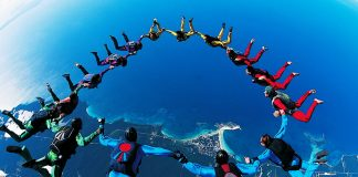 Best places to skydive in the world