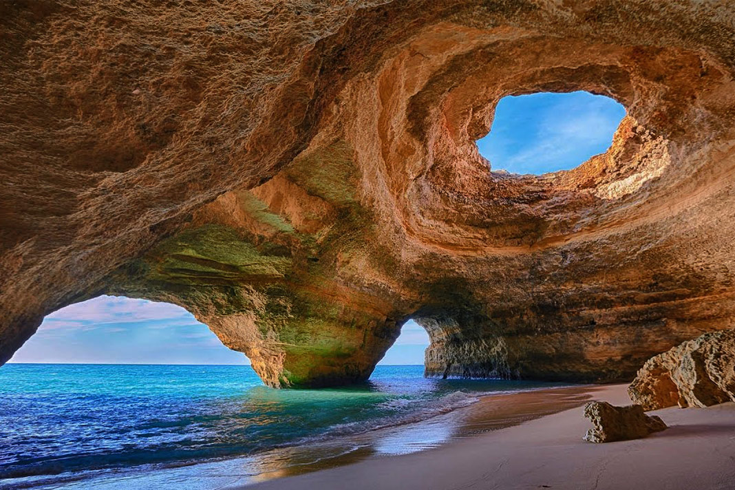 Intriguing caves in the world
