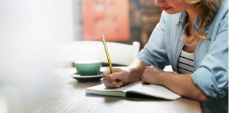 Five places where successful writers create stories