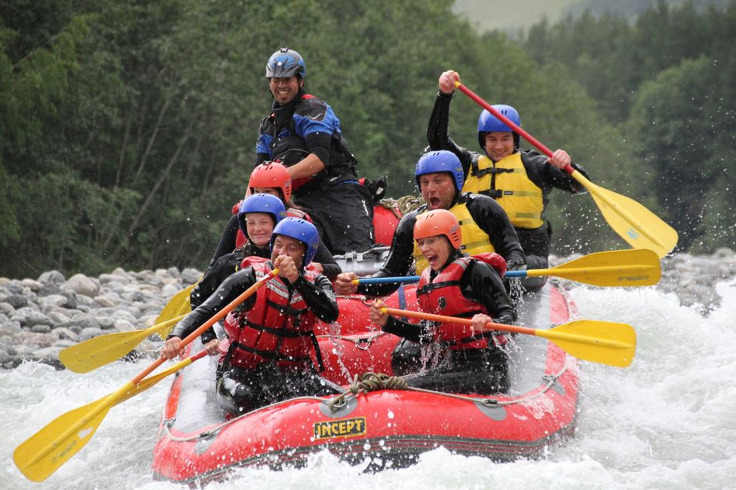 5 Best White-water Rafting Destinations in Europe