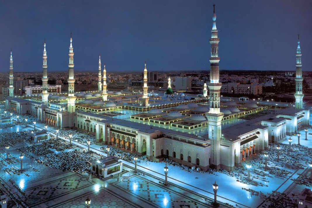 7 Greatest Mosques in The World you should know